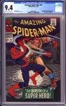Amazing Spider-Man #42 CGC 9.4