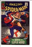 Amazing Spider-Man #42 F/VF (7.0)