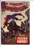 Amazing Spider-Man #43 F+ (6.5)
