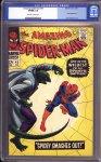 Amazing Spider-Man #45 CGC 9.0