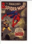Amazing Spider-Man #46 F/VF (7.0)