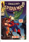 Amazing Spider-Man #49 F- (5.5)