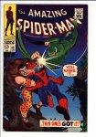 Amazing Spider-Man #49 VF+ (8.5)