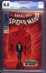 Amazing Spider-Man #50 CGC 4.0
