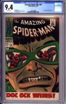 Amazing Spider-Man #55 CGC 9.4