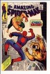Amazing Spider-Man #57 VF- (7.5)