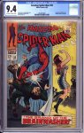 Amazing Spider-Man #59 CGC 9.4
