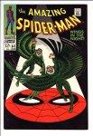 Amazing Spider-Man #63 VF+ (8.5)