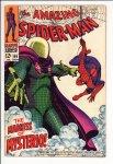 Amazing Spider-Man #66 F+ (6.5)