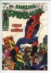 Amazing Spider-Man #68 NM- (9.2)