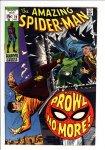 Amazing Spider-Man #79 VF (8.0)