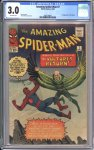 Amazing Spider-Man #7 CGC 3.0