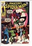 Amazing Spider-Man #91 VF- (7.5)