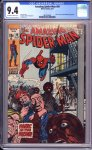 Amazing Spider-Man #99 CGC 9.4