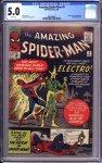 Amazing Spider-Man #9 VG/F (5.0)