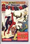 Amazing Spider-Man Annual #1 VG (4.0)