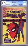 Amazing Spider-Man Annual #2 CGC 7.5