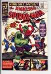 Amazing Spider-Man Annual #3 F+ (6.5)