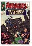Avengers #20 F/VF (7.0)