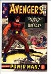 Avengers #21 VF+ (8.5)