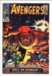Avengers #23 F+ (6.5)