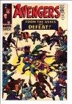 Avengers #24 VF/NM (9.0)