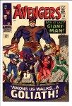 Avengers #28 NM- (9.2)