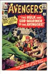 Avengers #3 VF (8.0)
