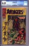 Avengers #47 CGC 6.0