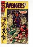 Avengers #47 F+ (6.5)