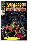 Avengers #49 VF- (7.5)