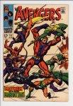 Avengers #55 VF+ (8.5)