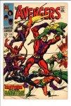 Avengers #55 NM- (9.2)