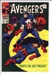 Avengers #56 F/VF (7.0)