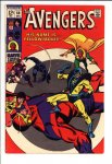 Avengers #59 F/VF (7.0)