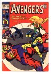 Avengers #59 VG+ (4.5)