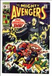 Avengers #67 F+ (6.5)