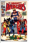 Avengers #68 NM- (9.2)