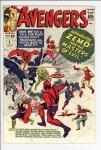 Avengers #6 VF (8.0)