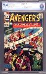 Avengers #7 CBCS 9.4