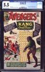 Avengers #8 CGC 5.5