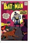 Batman #123 VF+ (8.5)
