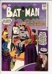Batman #125 VF- (7.5)
