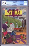 Batman #130 CGC 7.5