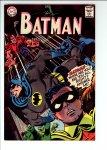 Batman #196 VF+ (8.5)
