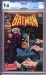Batman #229 CGC 9.6