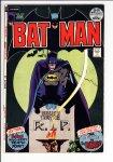 Batman #242 VF- (7.5)