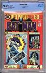 Batman #260 CBCS 9.2