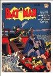 Batman #43 G+ (2.5)