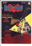 Batman #46 VG- (3.5)